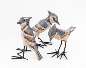 Blue Jay 1, 2, 3